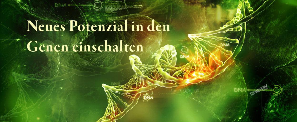 Slider - Gabriele A. Petrig - Neues Potenzial in den Genen einschalten