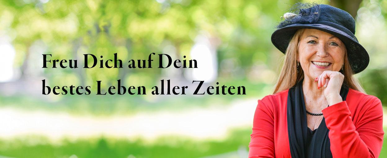 Slider - Gabriele A. Petrig - Freu Dich auf Dein bestes Leben aller Zeiten