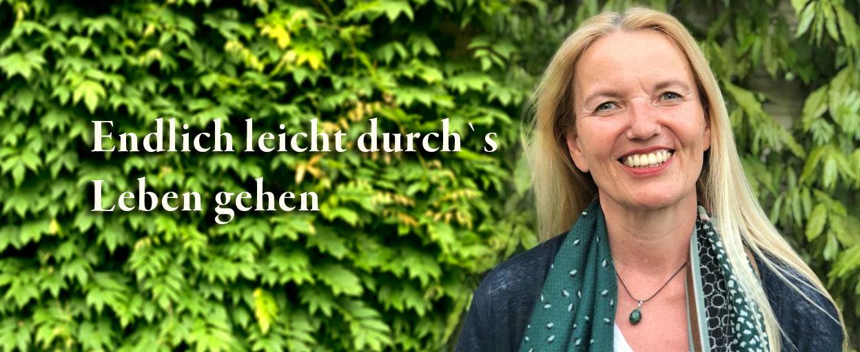 Slider - Monika Klotz - Endlich leicht durch's Leben